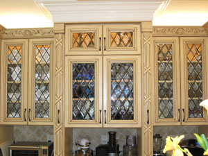 The Beveled Edge Cabinet Doors