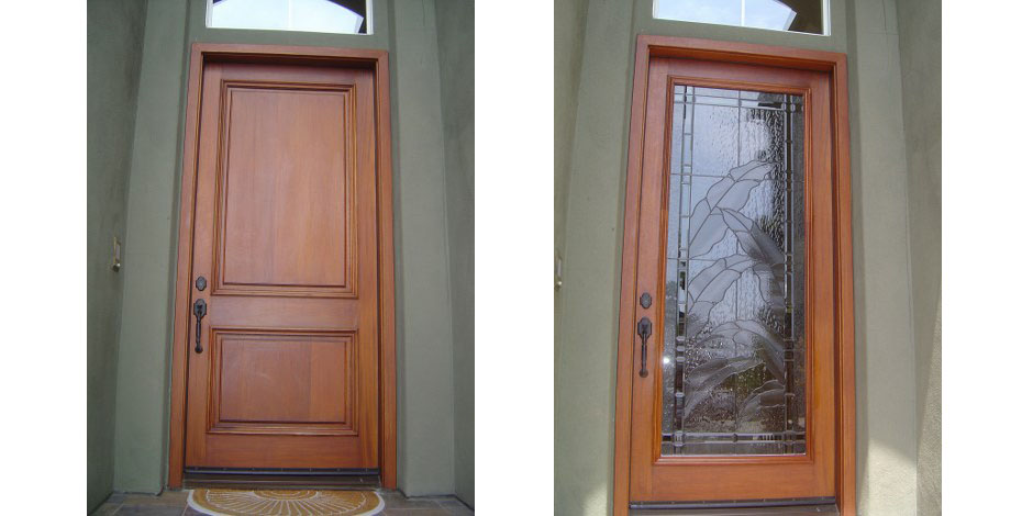 sc 1 st  The Beveled Edge & The Beveled Edge- Door Remodels